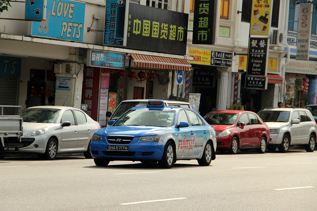 Doctor almost dies after being hit in Braddell Road; cabby arrested